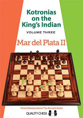 Kotronias, Kotronias on the King's Indian Vol. 3 Mar del Plata II-gebunden