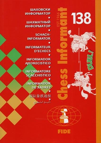 Schach Informator Band 138