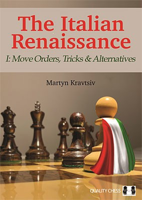 Kravtsiv, The Italian Renaissance 1, Move orders, Tricks and Alternatives - gebunden