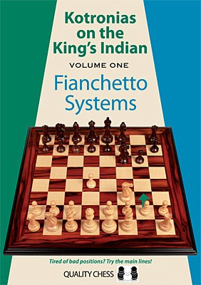 Kotronias, Kotronias on the King's Indian Vol. 1 Fianchetto Systems - kartoniert