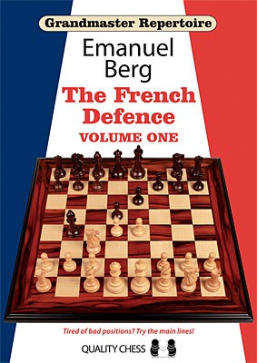 Berg, GM Repertoire 14 - French Defence Vol. 1 kartoniert