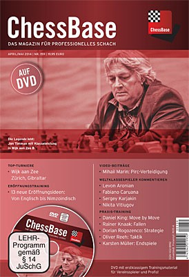 Chessbase Magazin 159