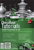 Chessbase, Tutorials Eröffnung 3