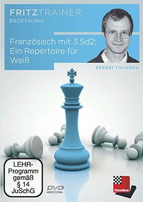 Chessbase, Tiviakov - Frazösisch mit 3.Sd2