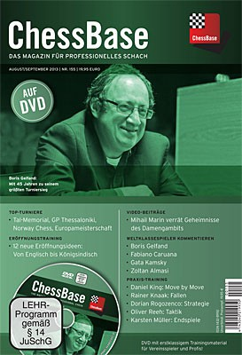 Chessbase Magazin 155