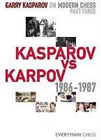 Kasparov, Kasparov vs Karpov 1986-1987