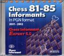 Informator 81-85 PGN - CD ROM