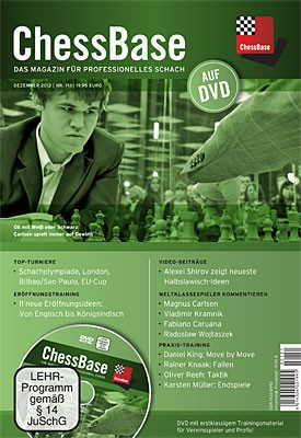 Chessbase Magazin 151