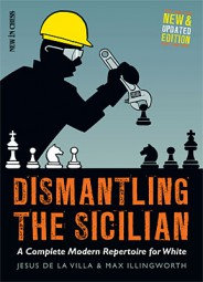 De la Villa/Illingworth, Dismantling the Sicilian (New and updated)