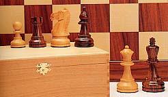 Schachfiguren American Style