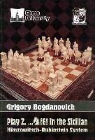 Bogdanovich; Play 2...Nf6! in the Sicilian