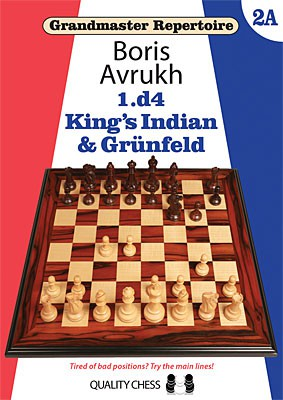 Avrukh, GM Repertoire 2 A - King's Indian and Grünfeld kartoniert
