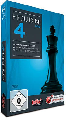 Chessbase, Houdini 4 Pro