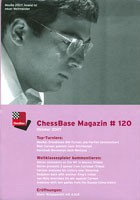 Chessbase Magazin 120