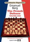 Berg, GM Repertoire 14 - French Defence Vol. 1 gebunden