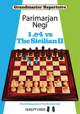Negi, GM Repertoire vs. the Sicilian II - kartoniert