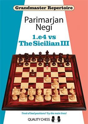 Negi, 1.e4 vs The Sicilian III- kartoniert