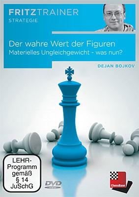 Chessbase, Bojkov - Der wahre Wert der Figuren