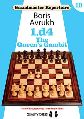 Avrukh, GM-Repertoire 1B - The Queen' s Gambit - kartoniert