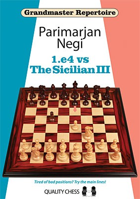 Negi, 1.e4 vs The Sicilian III- kartoniert