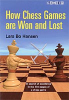 Hansen, How Chess Games are won and lost