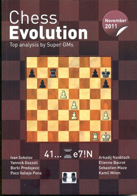 Naiditsch, Chess Evolution 2011/05