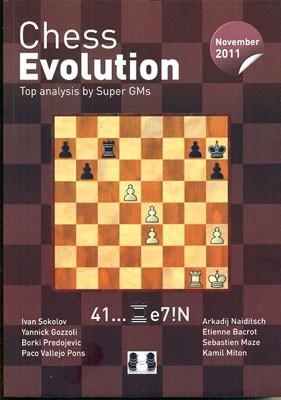 Naiditsch, Chess Evolution 2011/05