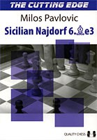 Pavlovic, The cutting edge - Siclian Najdorf 6.Be3