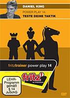 Chessbase, King - Powerplay 14 Teste deine Taktik