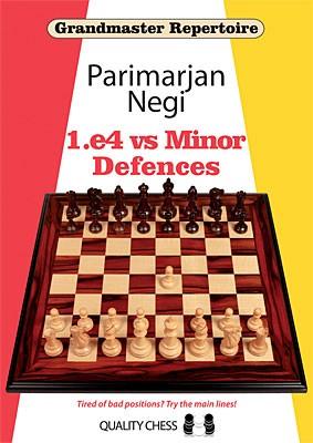 Negi, GM-Repertoire - 1.e4 vs. Minor Defences - kartoniert