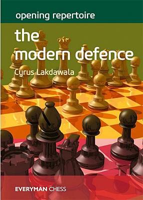 Lakdawala, The Modern Defence - Opening Repertoire