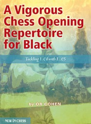 Cohen, A Vigorous Chess Opening Repertoire for Black