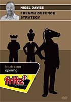 Chessbase, Davies: French Strategy