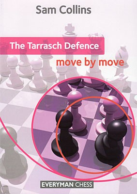 Collins, The Tarrasch Defence - move by move