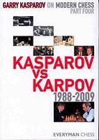 Kasparov, Kasparov vs. Karpov 1988-2009