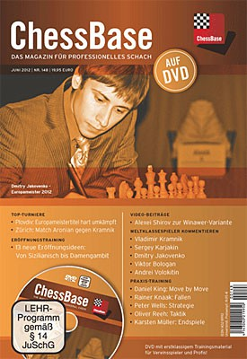 Chessbase Magazin 148