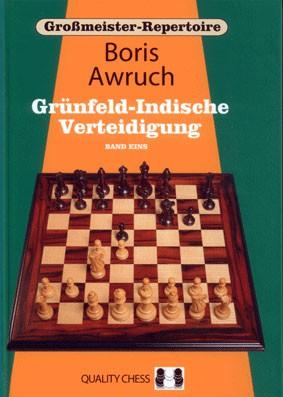 Avrukh, Grünfeld-Indische Verteidigung Band 1