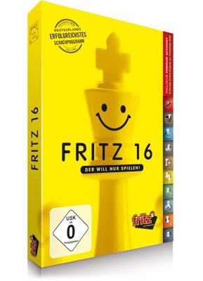 Chessbase, Fritz 16