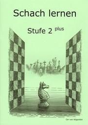 Van Wijgerden, Schach lernen - Stufe 2 plus