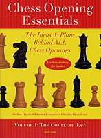 Djuric/Komarov/Pantaleoni, Chess Opening Essentials Vol. 1