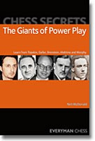 McDonald, Chess Secrets: The Giants of Power Play