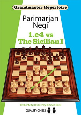 Negi, 1.e4 vs The Sicilian I - kartoniert