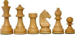 Schachfiguren Palisander/Buchsbaum Staunton klassisch