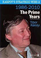 Karolyi, Karpov's Strategic Wins Vol 2. kartoniert