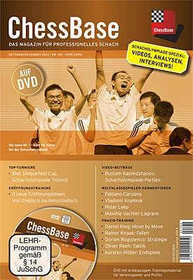 Chessbase Magazin 162