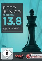 Chessbase, Deep Junior 13.8