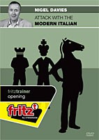 Chessbase, Davies - Attack with the Modern Italian