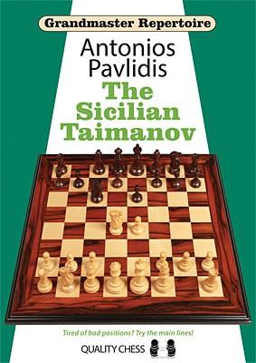 Pavlidis, The Sicilian Taimanov - gebunden