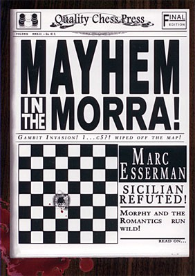 Esserman, Mayhem in the Morra - kartoniert