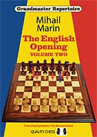 Marin, Grandmaster Repertoire 4 - The English Opening vol. 2 kartoniert